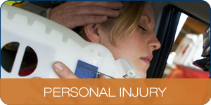 Areas Of Practice - Personal Injury