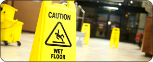 Personal Injury - Slip and Fall